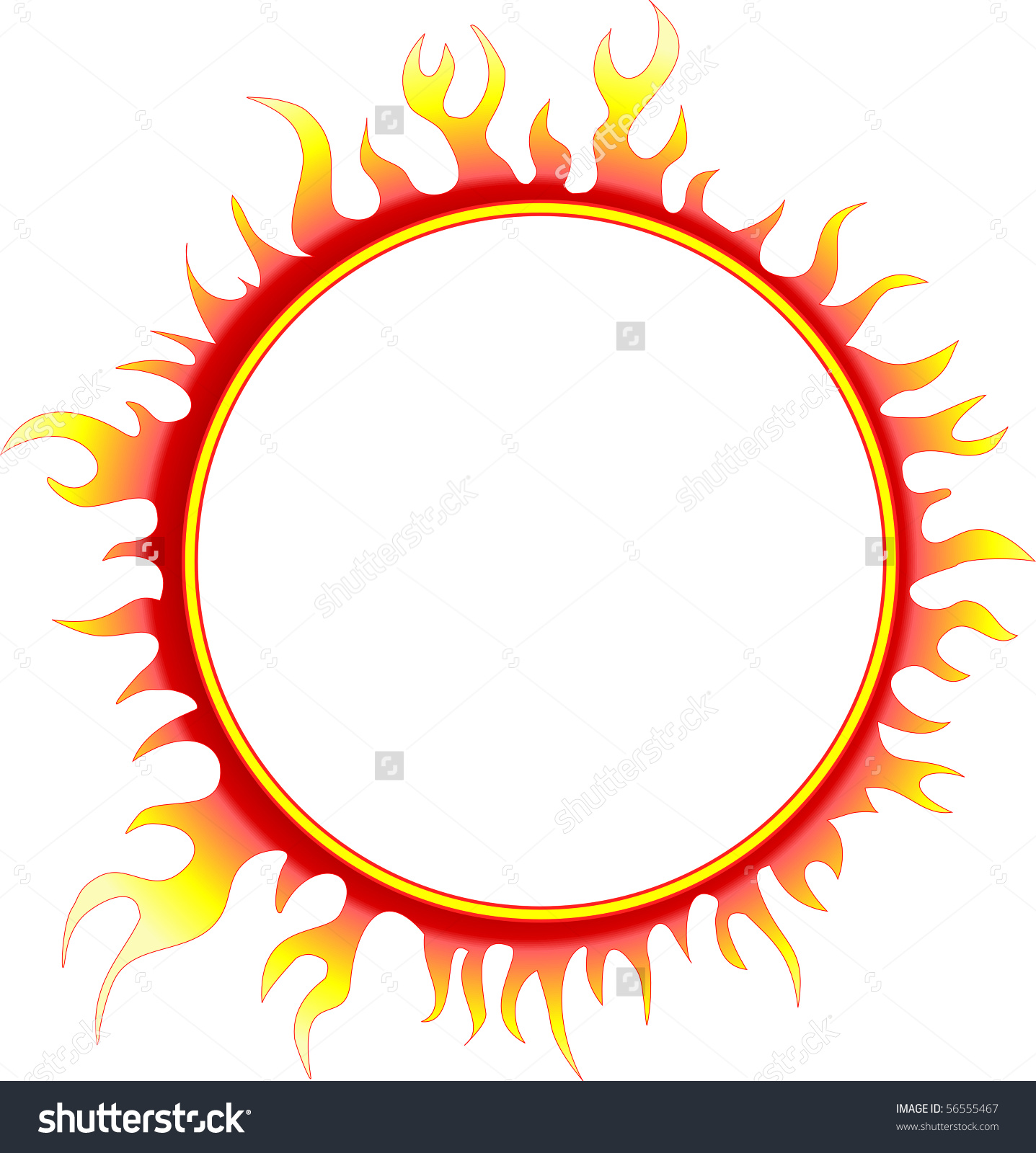 Ring Of Fire Clipart Clipground