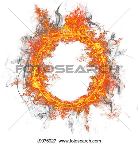 Drawings of Fire ring k9077004.