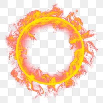 Fire Ring PNG Images.