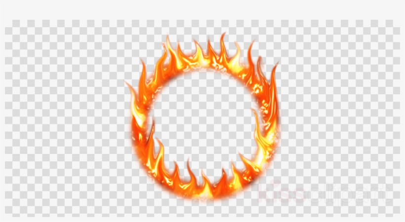 Ring Of Fire Clipart.