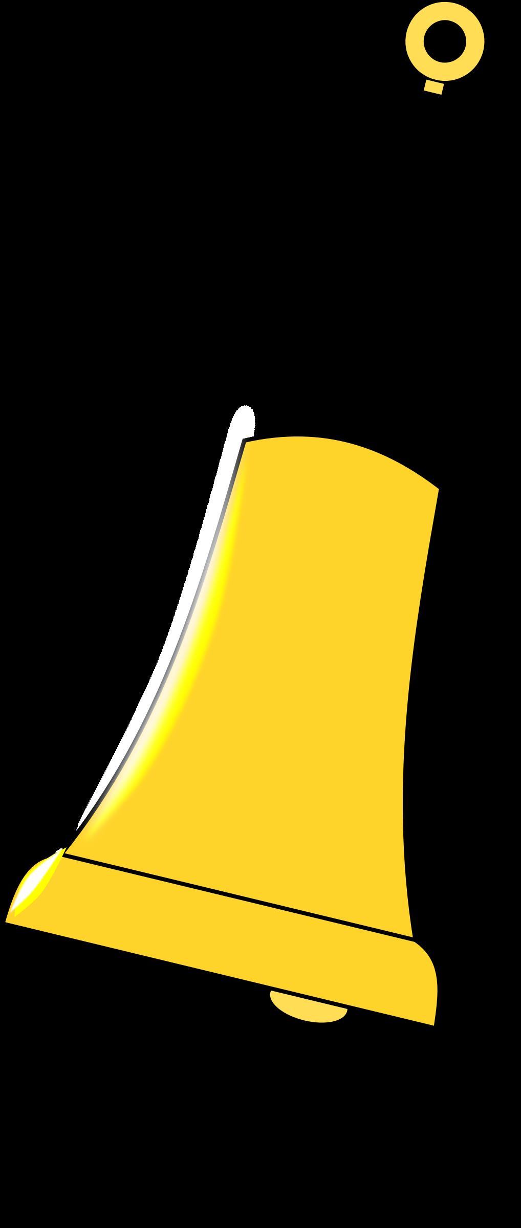 Ringing School Bell Clipart.
