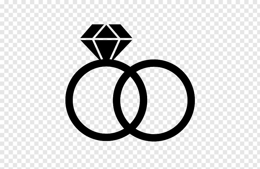 Engagement ring Wedding ring, wedding ring free png.