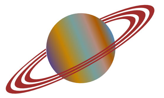 Free to Use & Public Domain Planets Clip Art.