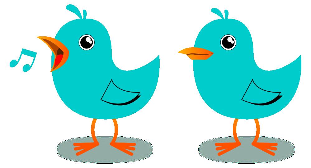 Graphics Of Birds.