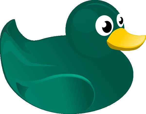 Rubber Ducky Clipart.
