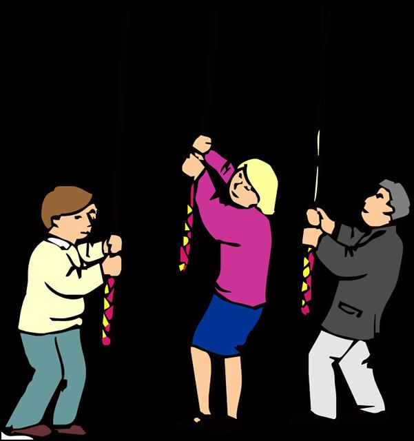 Bell Ringer Clip Art.