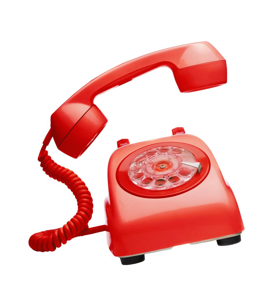 phone ringing.