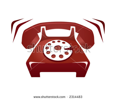 Phone Ringing Stock Images, Royalty.