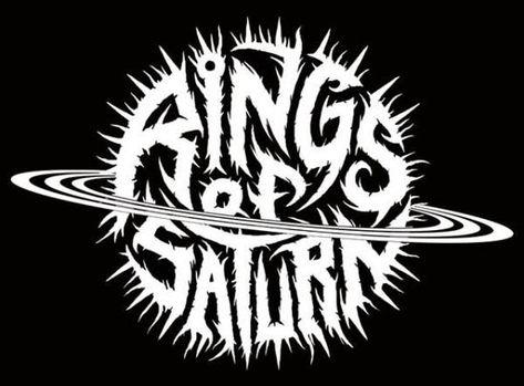 rings of saturn logo.