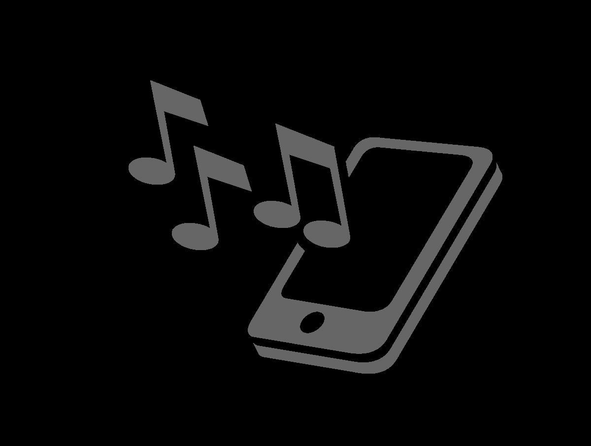 Mobile Ringtone Transparent & PNG Clipart Free Download.