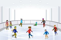 Rink Clipart.