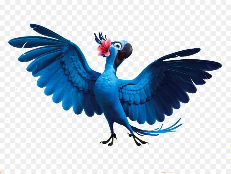 Rio Bird Clipart.