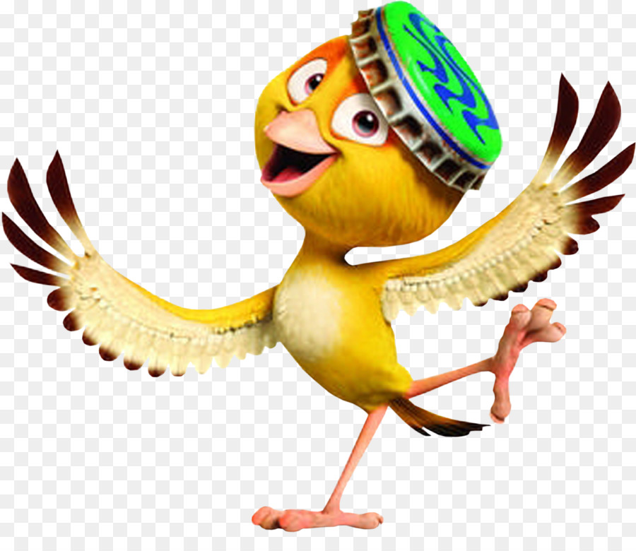 Rio Bird png download.
