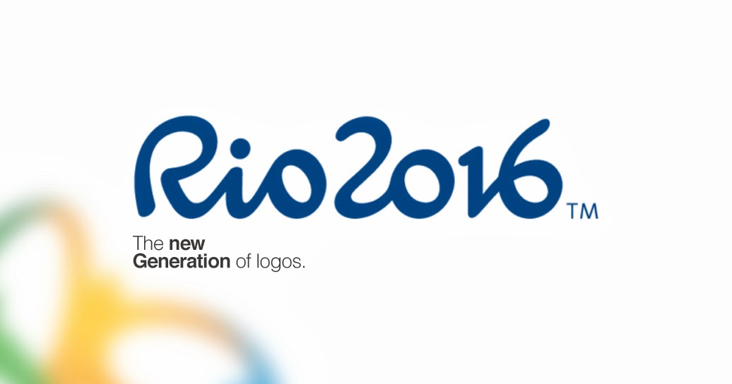 "i love graphic design: The new generation of logos "" Rio."