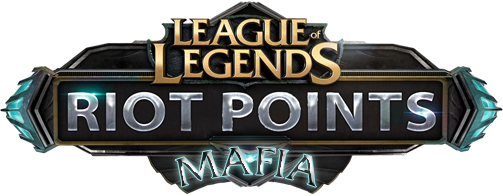 League of Legends Riot Points Gift Card.