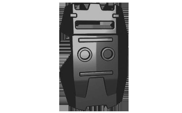 BrickWarriors Riot Shield.