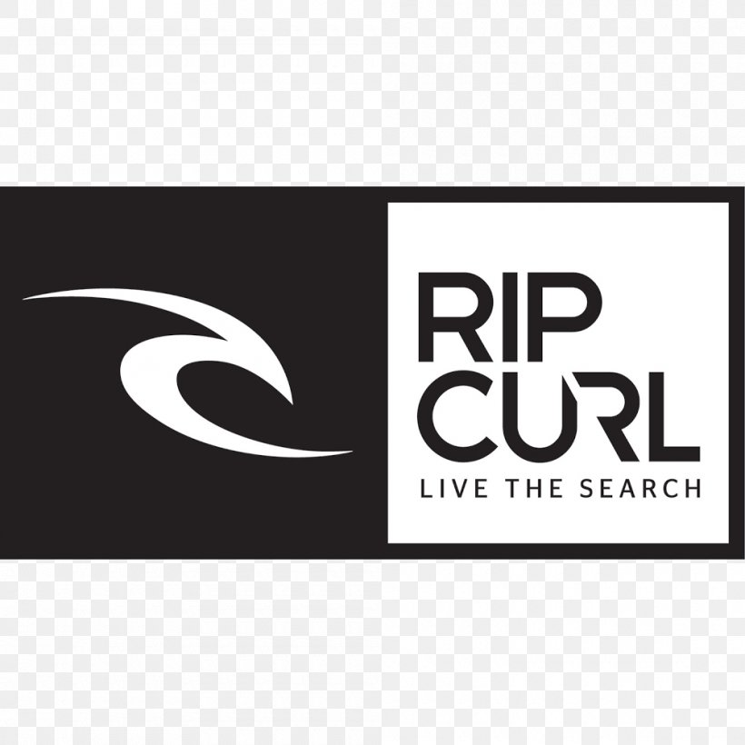 Rip Curl HQ Logo Brand Graphic Design, PNG, 1000x1000px, Rip.