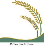 Ripe rice Stock Illustrations. 292 Ripe rice clip art images and.