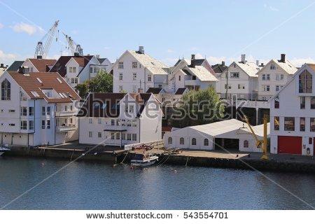 Haugesund Stock Photos, Royalty.