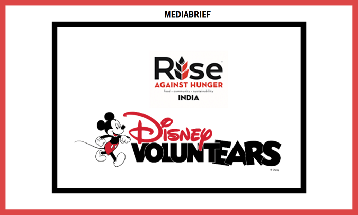 Disney Star India take part largest meal packing activity.