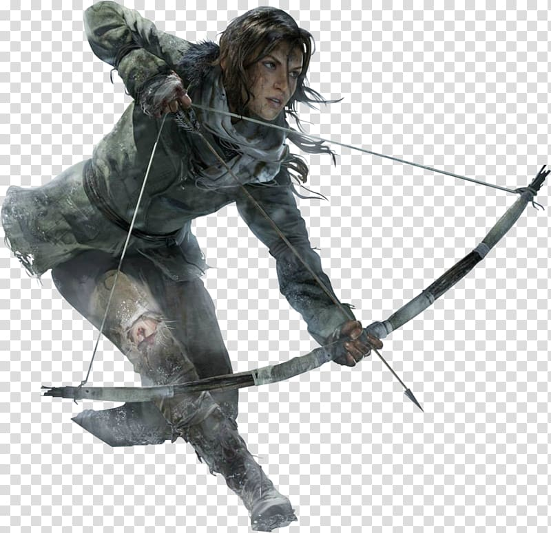 Rise of the Tomb Raider: The Official Art Book Lara Croft.