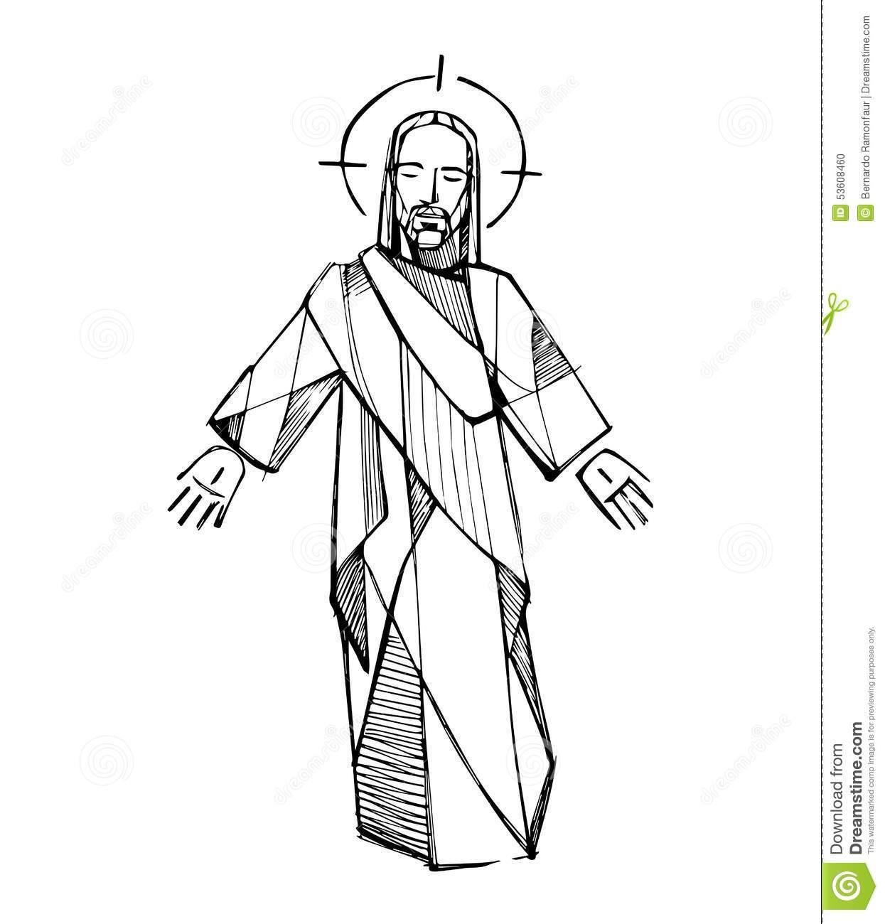 Risen jesus clipart 4 » Clipart Portal.