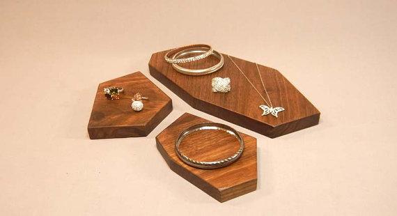 Display Riser Wood Riser Display Board by RobinsonMerchCompany.
