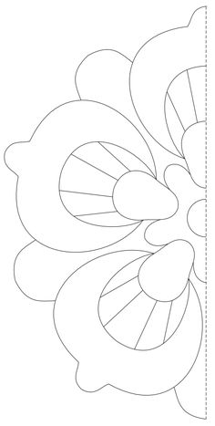 Free Printable Flower Embroidery Patterns.