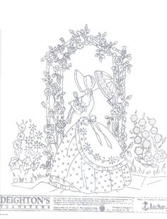 Lady Craft: Embroidery Designs.