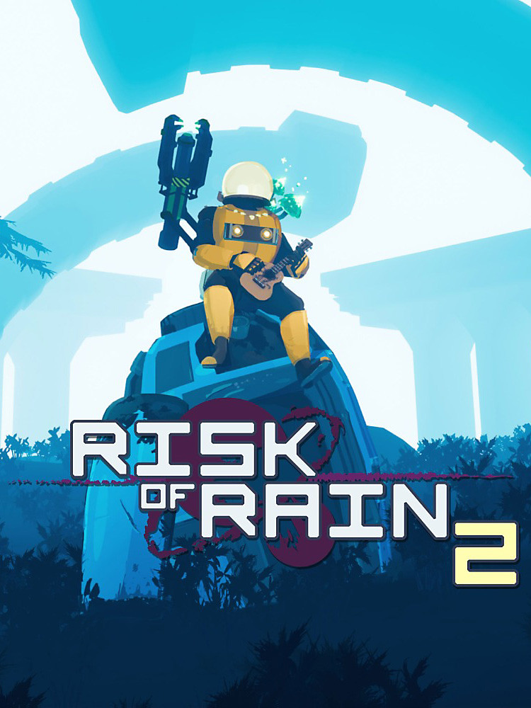 Risk of Rain 2 Game.