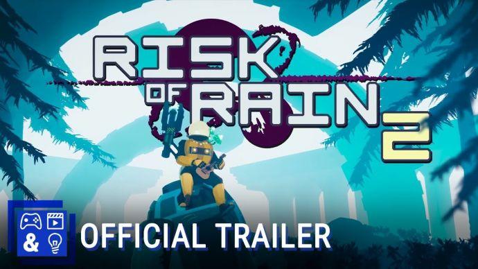 Risk of Rain 2.