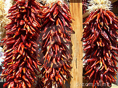 Ristras Stock Photos, Images, & Pictures.
