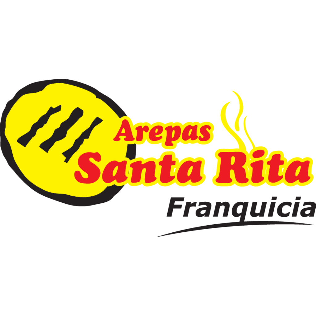Arepas Santa Rita logo, Vector Logo of Arepas Santa Rita.