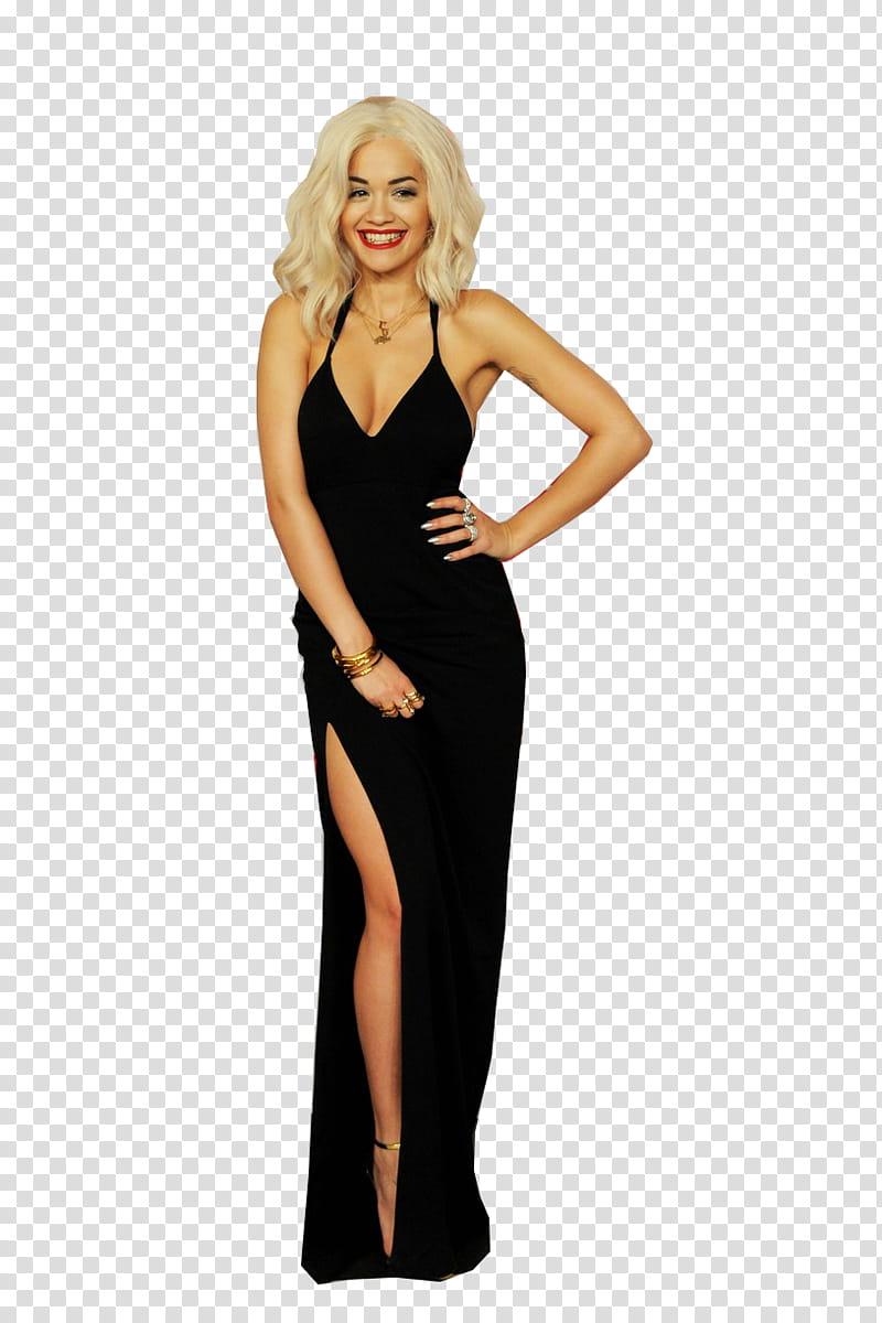 Rita Ora En Los EMA S transparent background PNG clipart.