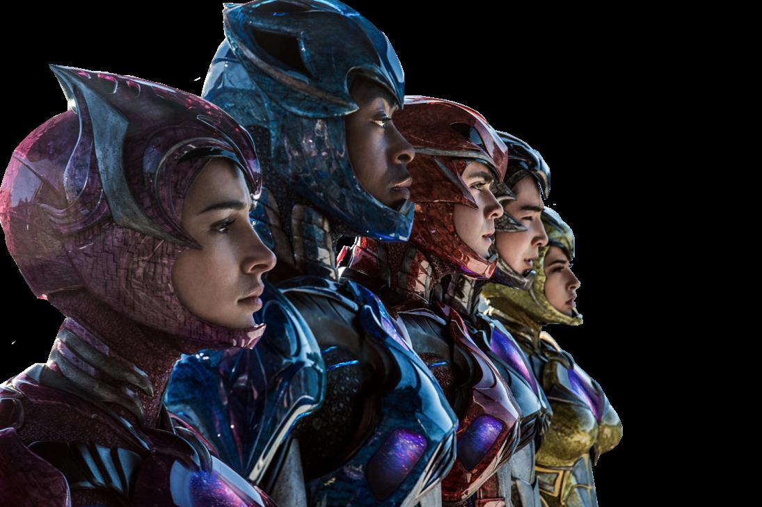 PNG Power Rangers MOVIE (2017, Rita Repulsa, Black Ranger.