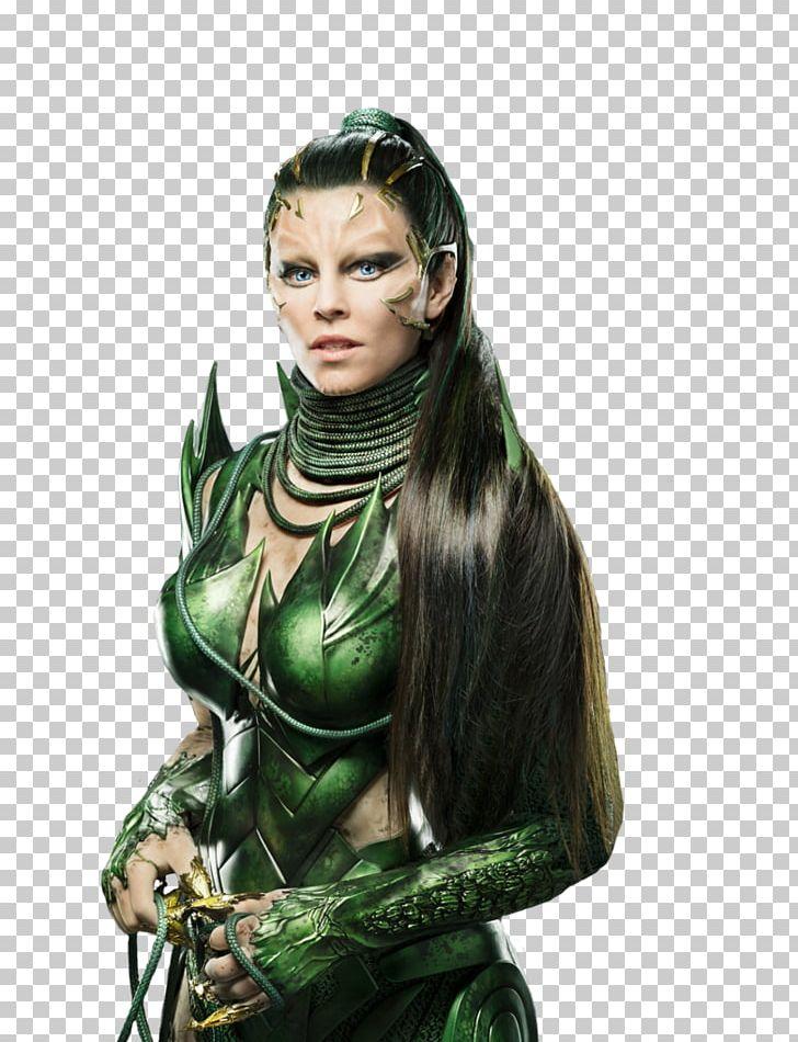 Rita Repulsa Power Rangers Elizabeth Banks Tommy Oliver PNG.