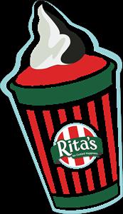 Rita\'s Ice Custard Logo Vector (.CDR) Free Download.