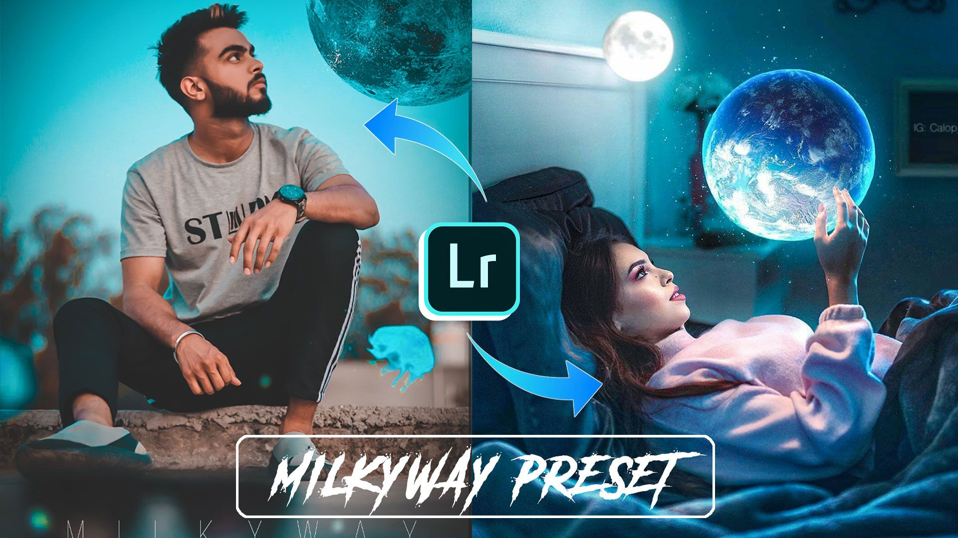 hrer you can Ritesh creation Milkyway Preset Download and.