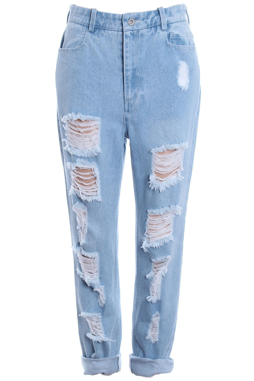 Download Free png Damage Jeans Png download For Picsart and.
