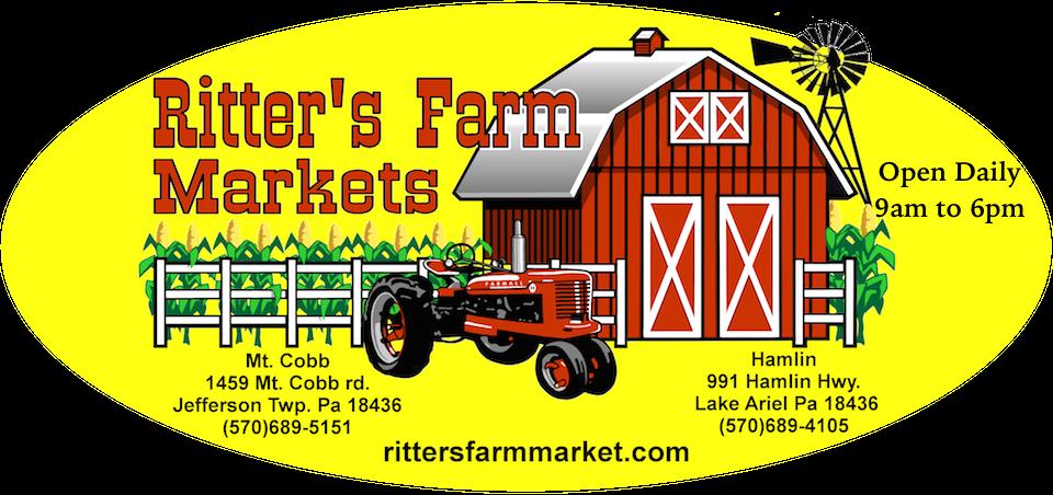 Ritter's Farm Market.