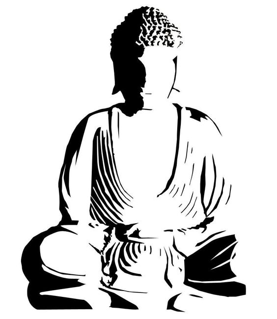 Floating Buddha by TrusT.