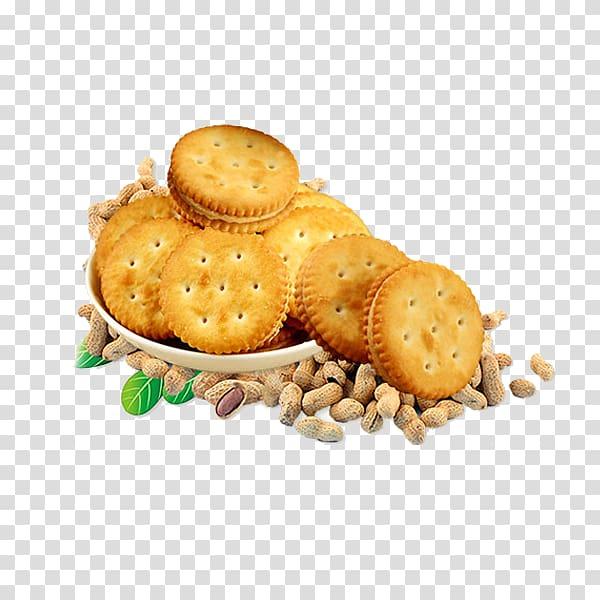 Cookie Ritz Crackers Junk food Biscuit Snack, Biscuit.