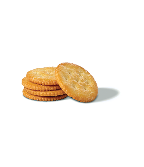 Ritz Crackers.
