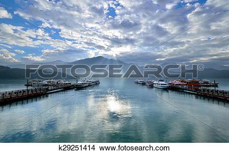 Stock Photo of Coast of Riva del Garda k29251414.