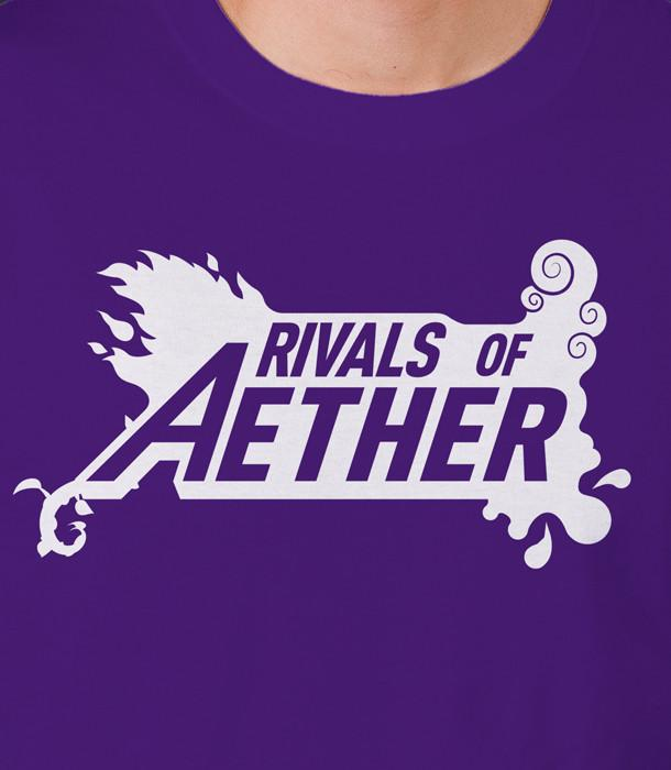 Rivals of Aether Logo.