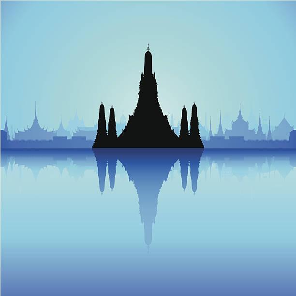 Chao Phraya River Clip Art, Vector Images & Illustrations.