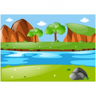 River Vectors, Photos and PSD files.
