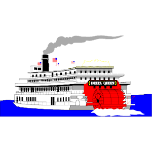 Riverboat clipart, cliparts of Riverboat free download (wmf, eps.