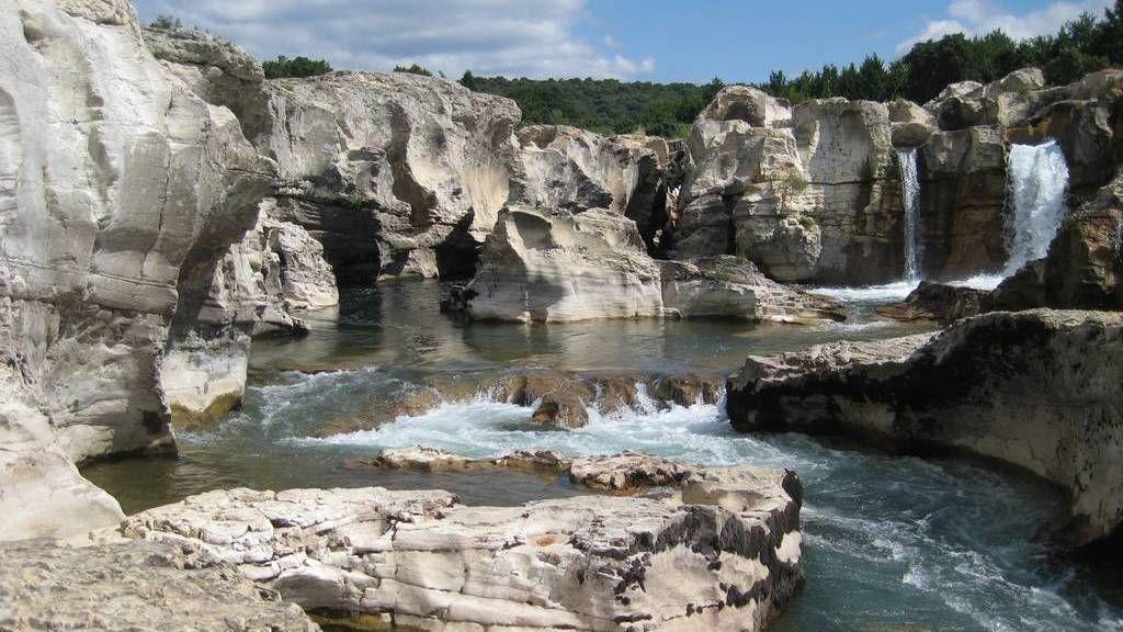 La Roque sur Ceze, Provence.