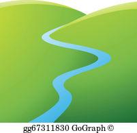 River Clip Art.
